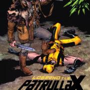 Marvel Deluxe Lobezno y la Patrulla-X 3: Aprendizaje Salvaje