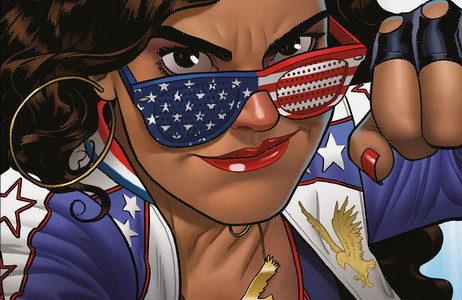 100% Marvel HC. América 1: La vida y los tiempos de América Chávez