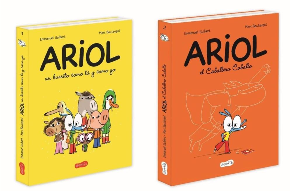 Ariol 1 y 2