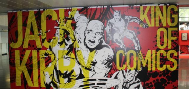Fotogalería: Exposición «Jack Kirby, The King of Comics» en el 36 Salón Internacional del Cómic de Barcelona