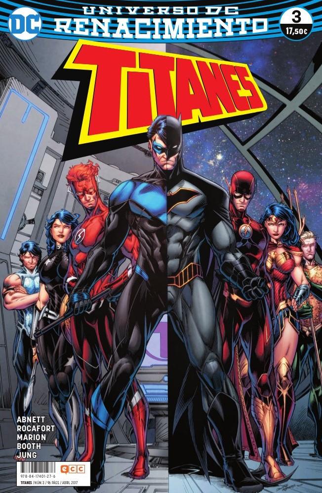 Titanes 3
