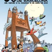 Crónica: 36 Salón Internacional del Cómic de Barcelona