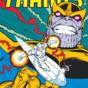 Colección Jim Starlin 1: El renacimiento de Thanos