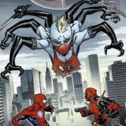Asombroso Spiderman 137: Spiderman / Masacre 5