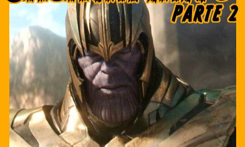 Podcast sobre Los Vengadores: Infinity War