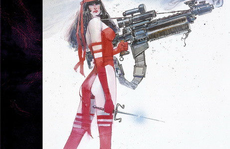 Elektra asesina, de Miller y Sienkiewicz.