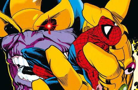 Colección Jim Starlin 5. El Guantelete Del Infinito: Héroes Marvel