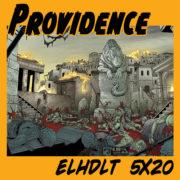 Podcast sobre Providence, de Alan Moore, y otras adaptaciones de Lovecraft