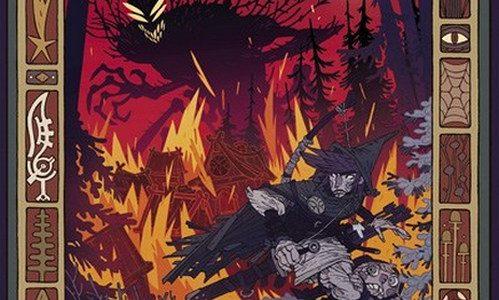 El Rey Araña, de Simone D'Armini, Josh Vann y Adrian Bloch.