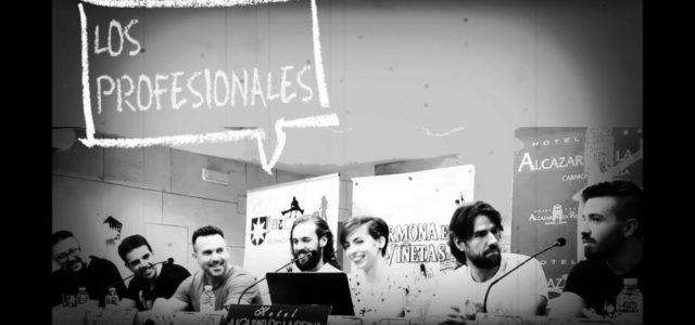 Los Profesionales: Mesa de Independientes USA Autores en Viñeta 2018