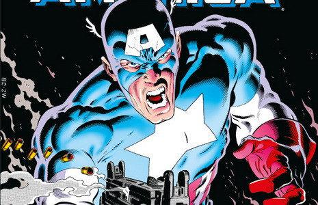 Capitán América de Mark Gruenwald 1: Se ha hecho justicia