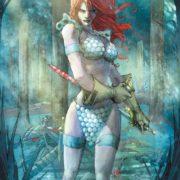 Red Sonja 1: A mundos de distancia