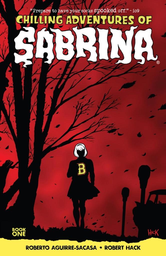 Origen de la bruja Sabrina