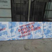 Exposición «Superpoderes». David Aja y David Rubín.