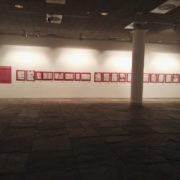 Viñetas 2018. Exposición de: Tirso Cons, Cristina Durán, Miguel Ángel Giner, Mamen Moreu, José Luis Munuera y Xosé Tomás.