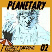 ELHDLT zapping: Planetary