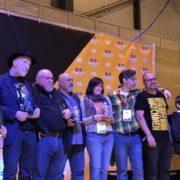 Nominados a los II Premios Carlos Giménez.