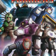 Transformers Marvel UK 2