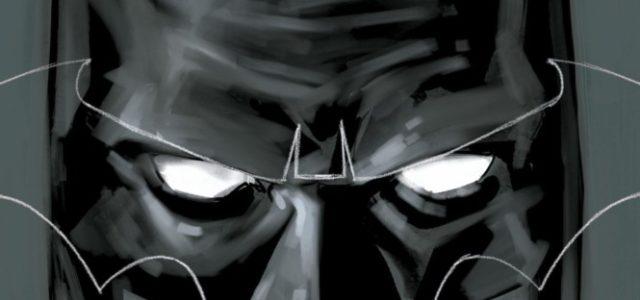 Batman Black and White 4
