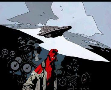 Hellboy y la AIDP: 1954
