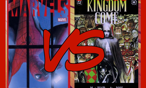 Marvels vs Kingdom Come