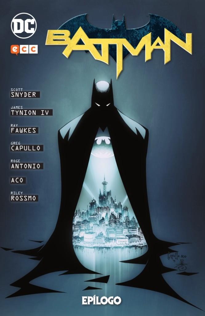 Batman Epílogo