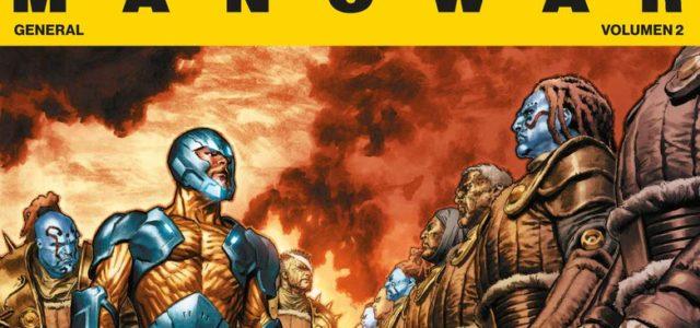 X-O Manowar 2: General