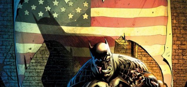 Novedad DC Comics: Batman – Secesión