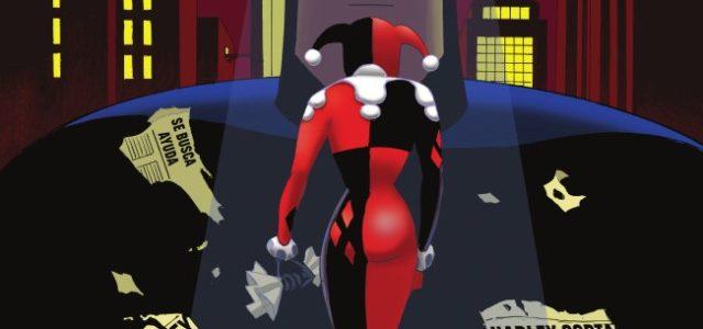 Harley Quinn y Batman