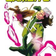 100% Marvel Pícara y Gambito: Anillo de fuego