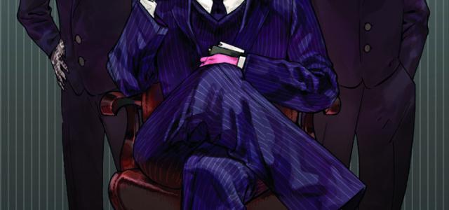 El Jefe es una onee, de Nagabe.