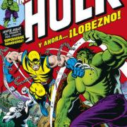 Marvel Facsímil: El Increíble Hulk: Y ahora… ¡Lobezno!