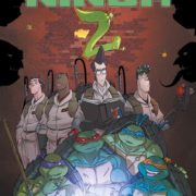 Cazafantasmas & Tortugas Ninja II de Erik Burnham, Waltz y Schoening