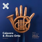 Conciertos dibujados Álvaro Ortiz y Calavera