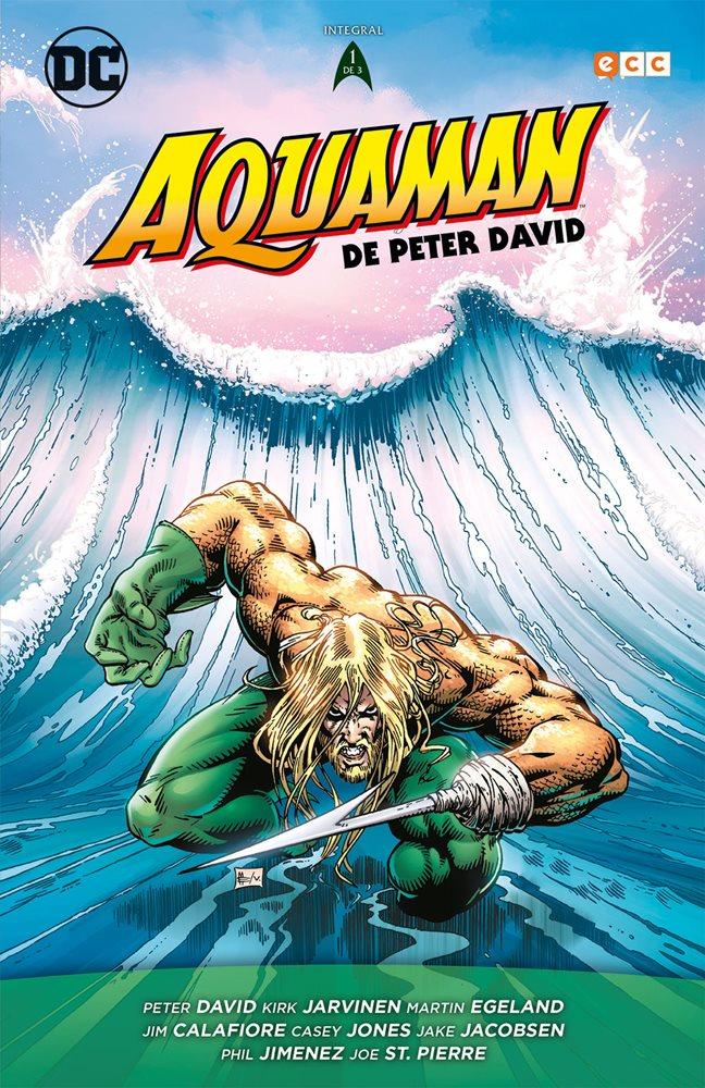 Aquaman de Peter David 1(de 3)