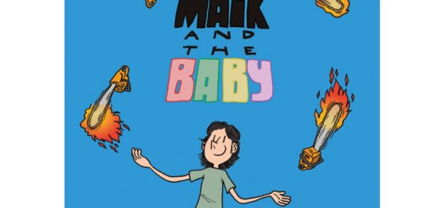 Maik and the baby de Michael Perrinow