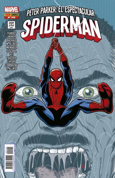 espectacular spiderman 149