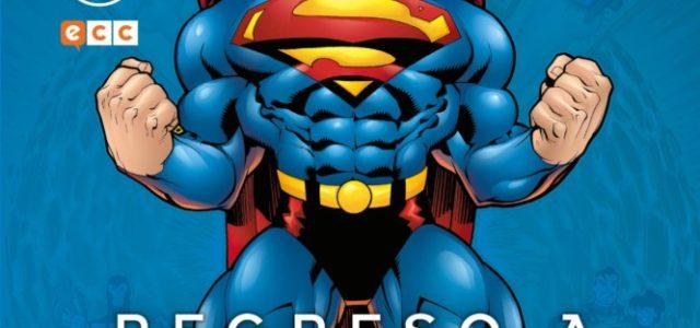 Superman: El Nuevo Milenio 5 – Regreso a Krypton