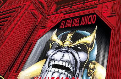 Thanos: El abismo infinito