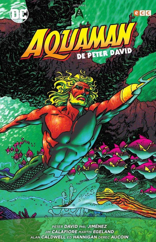 Aquaman de Peter David 2