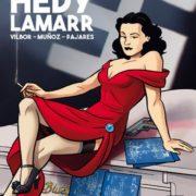 Objetivo Hedy Lamarr. De Vilbor, Muñoz y Pajares.