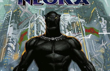 100% Marvel Pantera Negra 1: Imperio