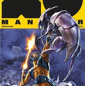 X-O Manowar 3: Emperador