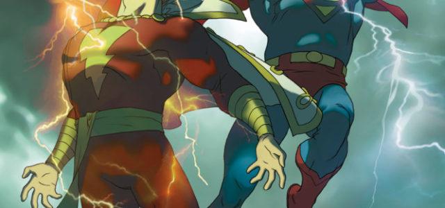 Superman/Shazam: Primer trueno