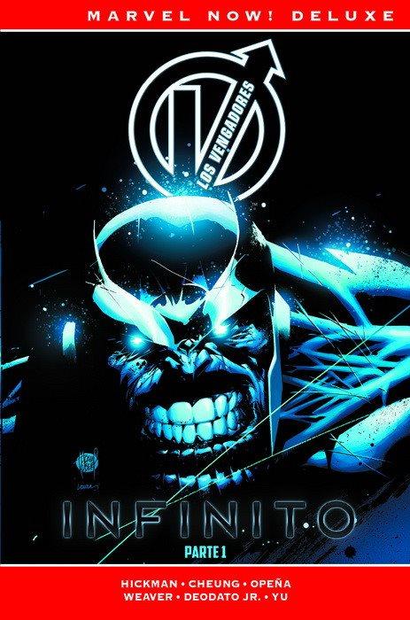 Marvel Now! Deluxe. Los Vengadores de Jonathan Hickman 3