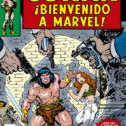 Conan ¡Bienvenido a Marvel!