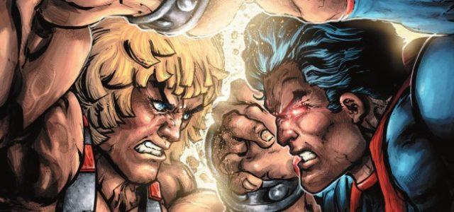 Injustice VS Masters del Universo