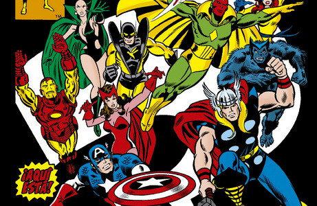 Marvel Gold. Los Vengadores 7: ¡Vengadores, reuníos!