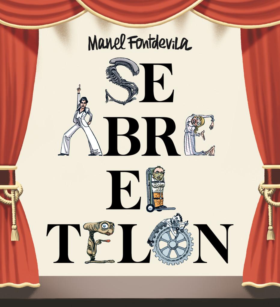 Se abre el telón, de Manel Fontdevila