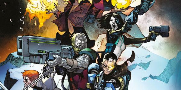 X-Force 1: Pecados del pasado (partes 1 y 2)